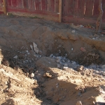 Backyard remodeling by CWI contractor