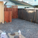 Dublin Yard Pavers CWI general Contractor