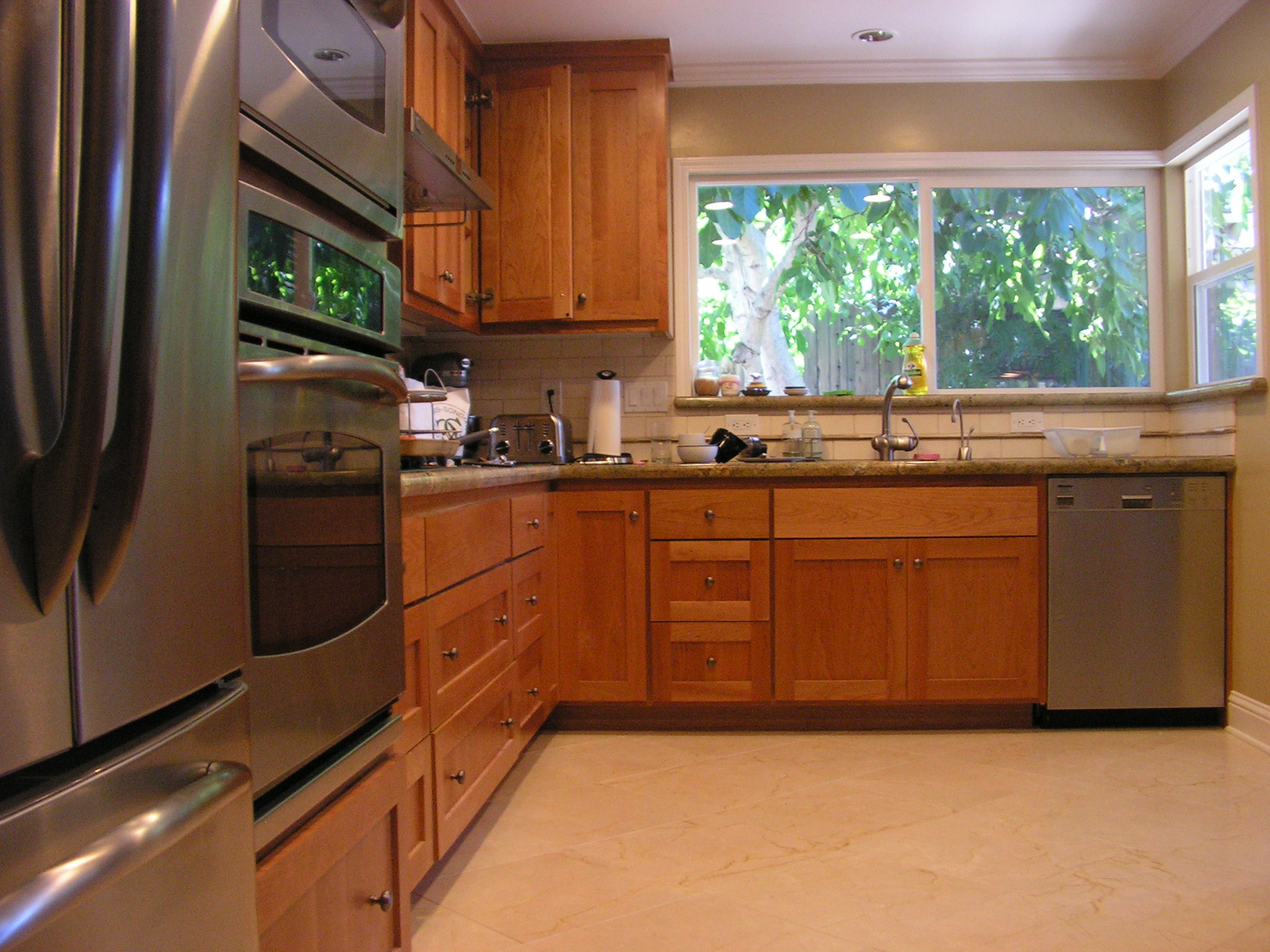 Kitchen Remodel And Cabinet Installation In San Ramon By CWI General  Contractor