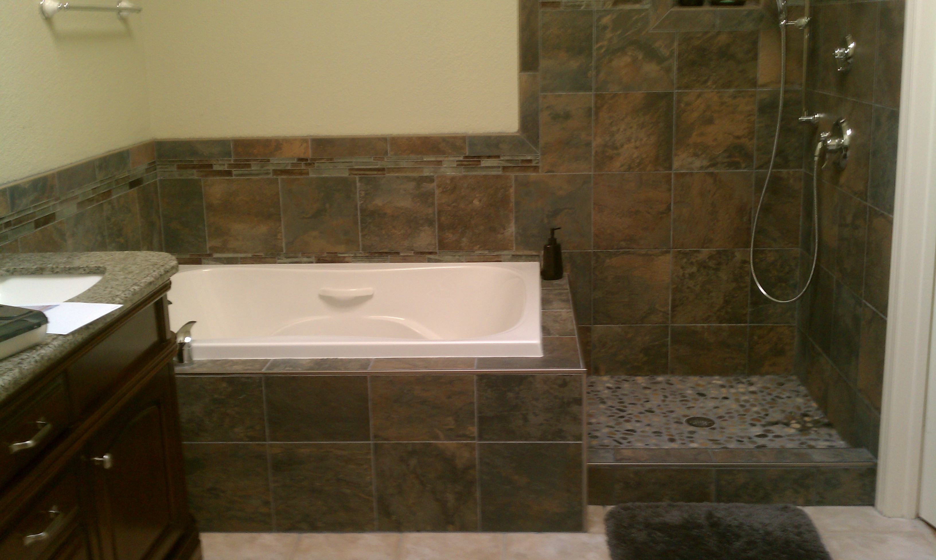 Bathroom Remodel by CWI General Contractor in Livermore