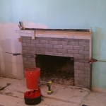Pleasanton Fire Place Renovation CWI Contractor