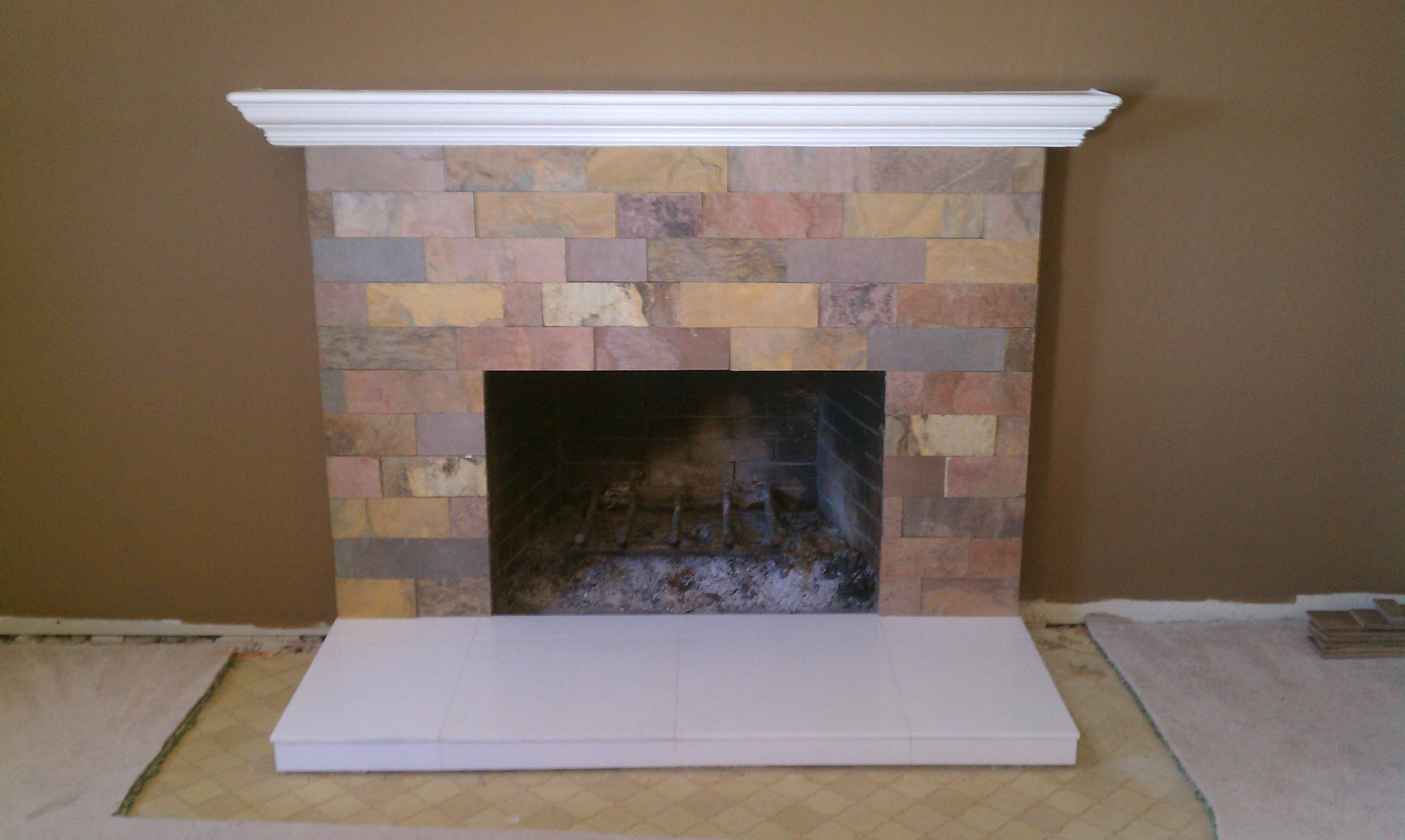 and jacksonville job before blog after remodel renovation fireplace for picture