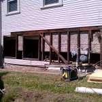Exterior home remodeling by Livermore general contractor
