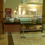Valley Fair Mall counter by CWI general contractor 2