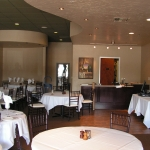 Restaurant build up by CWI general contractor Livermore