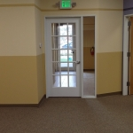 Danville learning center construction by CWI general contractor