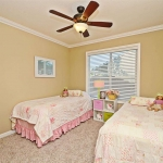Bedroom remodel in San Ramon by CWI general contractor