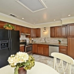 Kitchen renovation in San Ramon by CWI general contractor